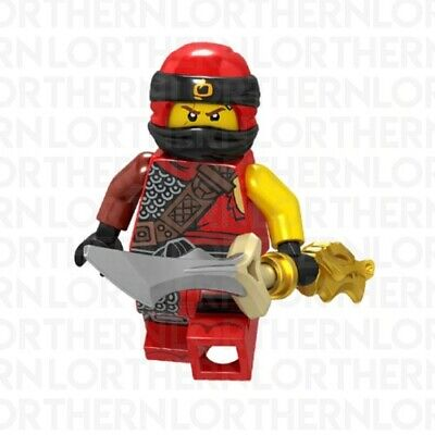 Lego: Ninjago - Kai Minifigure!