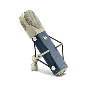 Professional Blue Blueberry Microphone (priced to sell quick)