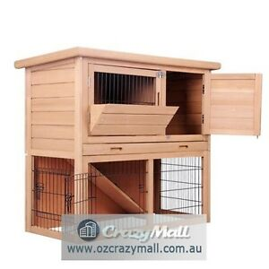 Pet Chicken Rabbit Wooden Enclosed Playroom Melbourne CBD Melbourne City Preview