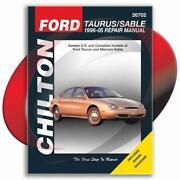 Ford Taurus Repair Manual