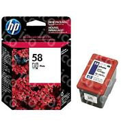 HP 58 Ink Cartridge