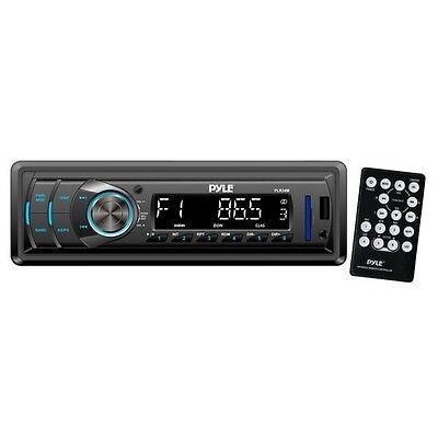 Pyle PLR34M Am/Fm Car Radio Mechless Unit
