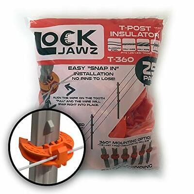 Lockjawz T-post Insulator