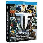 Transformers Trilogy Blu Ray
