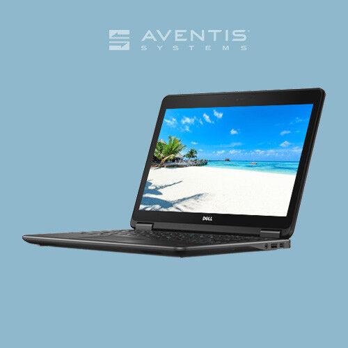 """Dell Latitude E7240 Laptop Intel i7-4600U 2.1GHz/ 8GB/ 256GB SSD/Win10/12.5"""""""
