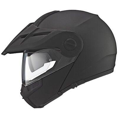 SCHUBERTH MOTO PIEGHEVOLE SISTEMA CASCO E1 colore: nero opaco misura 58/59