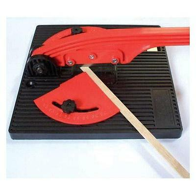 Multi-Angle Guillotine - Cut Wood Strips Easily For Model Making