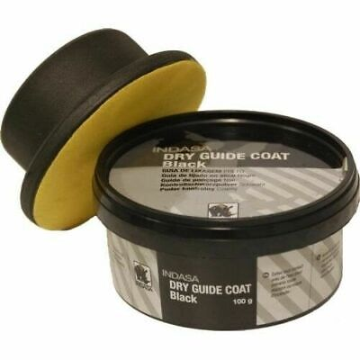 Indasa Dry Guide Coat Black Powder 100 Grams