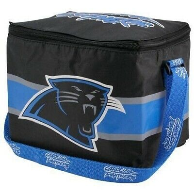 Carolina Panthers Forever Collectibles NFL Lunch Box Cooler -