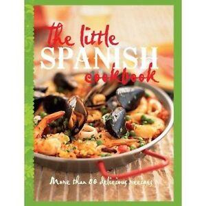 The Little Spanish Cookbook (Little Book), 1743360665, New Book