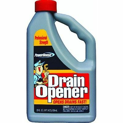 PROFESSIONAL STRENGTH DRAIN OPENER - 25 FL. OZ. (739 mL) -