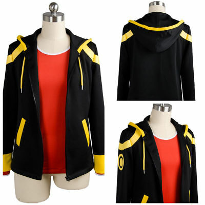 Mystic Costume (MYSTIC MESSENGER 707 Luciel Choi Saeyoung Cosplay hoodie Costume with)