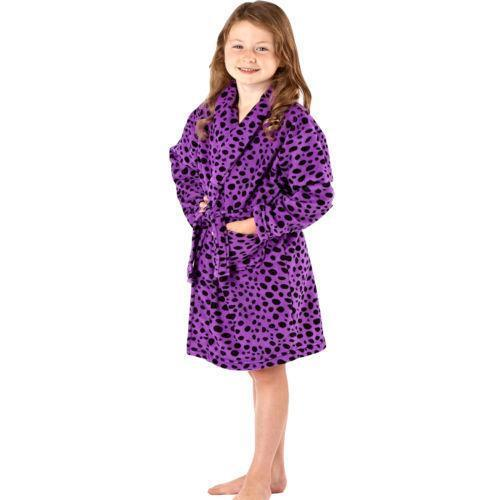 e1df091437 Girls Bathrobe