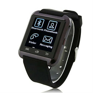 U8 Plus Pro Watch Smart U Watch Bluetooth Smartphone For IPhone