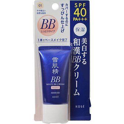 Kose SEKKISEI White BB Moist Cream 30g - Color 01