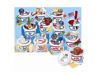 Teaching Tubs Reading Writing Speech and Language Letters Sounds Educational Toys