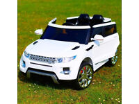 land Range Rover HSE Sport Style 12v Electric Battery Ride on Car Jeeps new parental remote