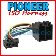 Pioneer Wiring Harness