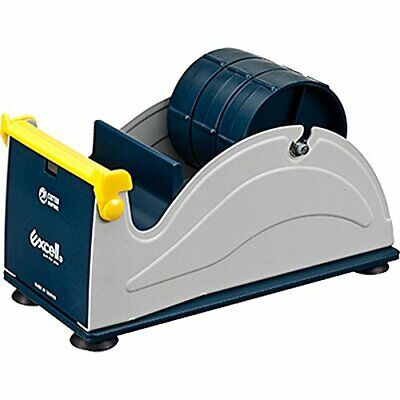 Excell Gummed Paper Tape Dispenser3 In Wide Wide Pull Tear Type Sturdy Bluegre