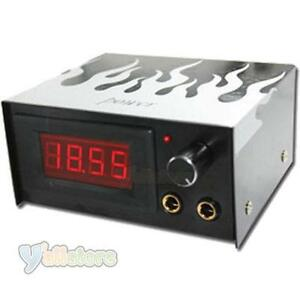 China Biomaser Tattoo Power Supply China Tattoo Power Supply