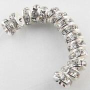 Rondelle Spacer Beads