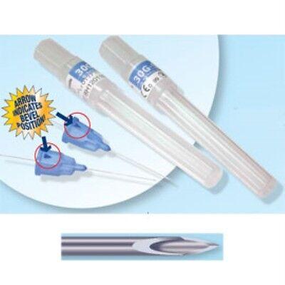 Defend 30 Gauge Short Dental Needles - 100box