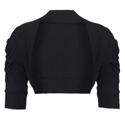 Girls' Shrugs. Showing 48 of results that match your query. Search Product Result. Product - Big Girls' Shrug. Reduced Price. Product Image. Price Product - Little Girls Rosette Satin Long Sleeve Flower Girl Bolero Jacket Cover Shrug USA Black 2 (KD) Product Image. Price $ 99 - $