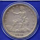 1878 US Trade Dollar