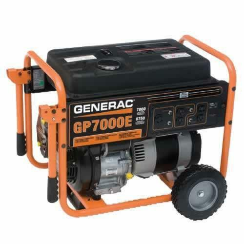 Portable Natural Gas Generator Ebay