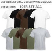 Herren T-shirts XL
