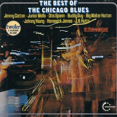 Various Artists - Best of Chicago Blues / Various [New
