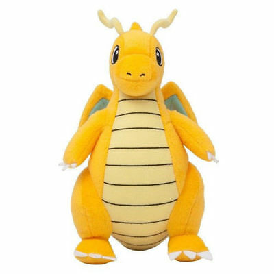"Dragonite Plush Toy 9"" Collectible Charizard Stuffed Animal Doll Gift"