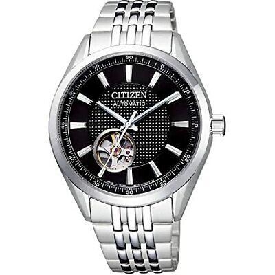 CITIZEN COLLECTION Automatic Men's Watch Mechanical Black Dial NH9110-81E