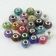 Crystal Resin Beads