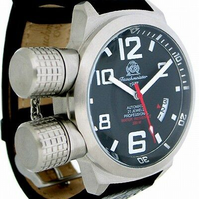 Used, German U-Boot HORIZONTAL Crown Protection Automatic T0108 for sale  Shipping to Canada
