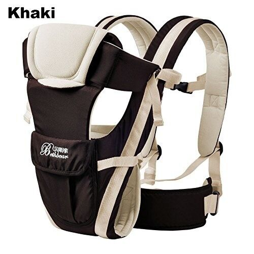 Brand New Newborn Infant Baby Boy Carrier Breathable Ergonomic