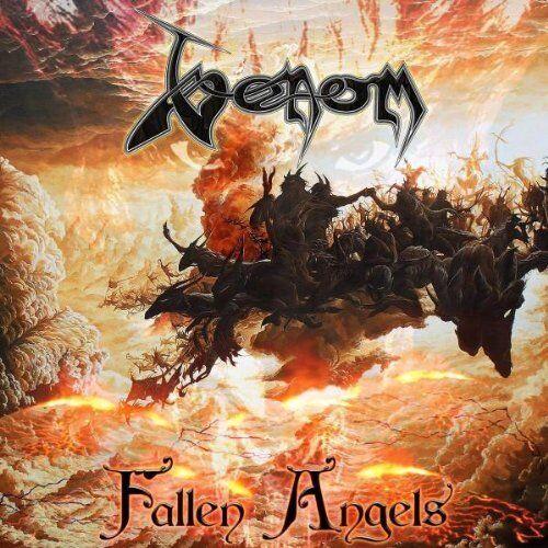 Venom - Fallen Angels NEW CD