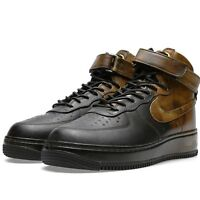 NIKE X PIGALLE AIR FORCE 1 Black and Gold