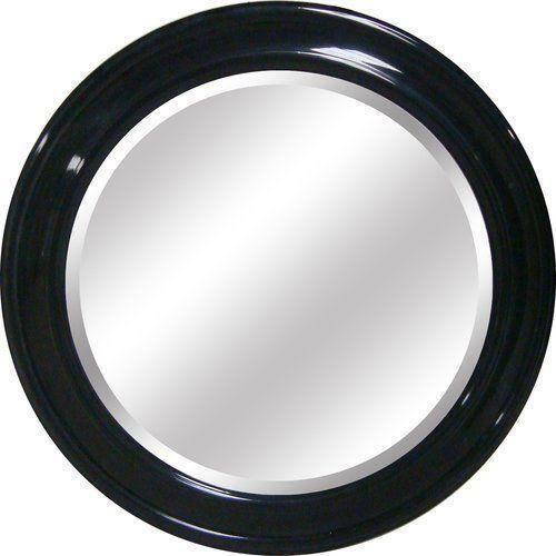 Round Framed Mirror Ebay