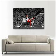 Wayne Rooney Wall Art