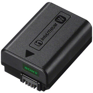 Sony Alpha NP-FW50 Battery & Charger Dock For Li-ion FW50