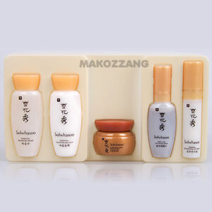 Sulwhasoo-Basic-Kit-5-Items-Amore-Pacific-Sets-Sample-Korean-Cosmetics-Free-Gift