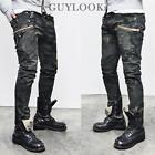 Skinny Cargo Pants for Men