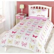 Girls Butterfly Bedroom