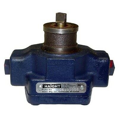 Frymaster Fryer Filter Pump 8102252