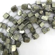 Gold Nugget Beads
