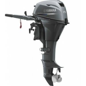 Wanted: 10-15 hp 4-Stroke Outboard long shaft