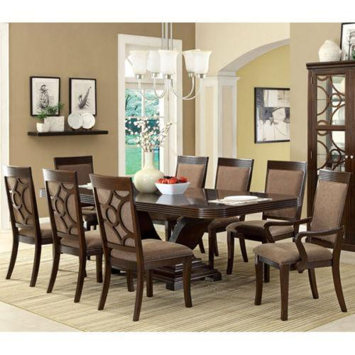 9 Piece Formal Dining Room Sets: 9 Piece Dining Set