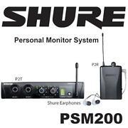 Shure in Ear Monitor