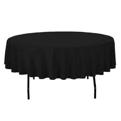"Gee Di Moda Tablecloth - 90"" Inch Round Tablecloths for Circ"